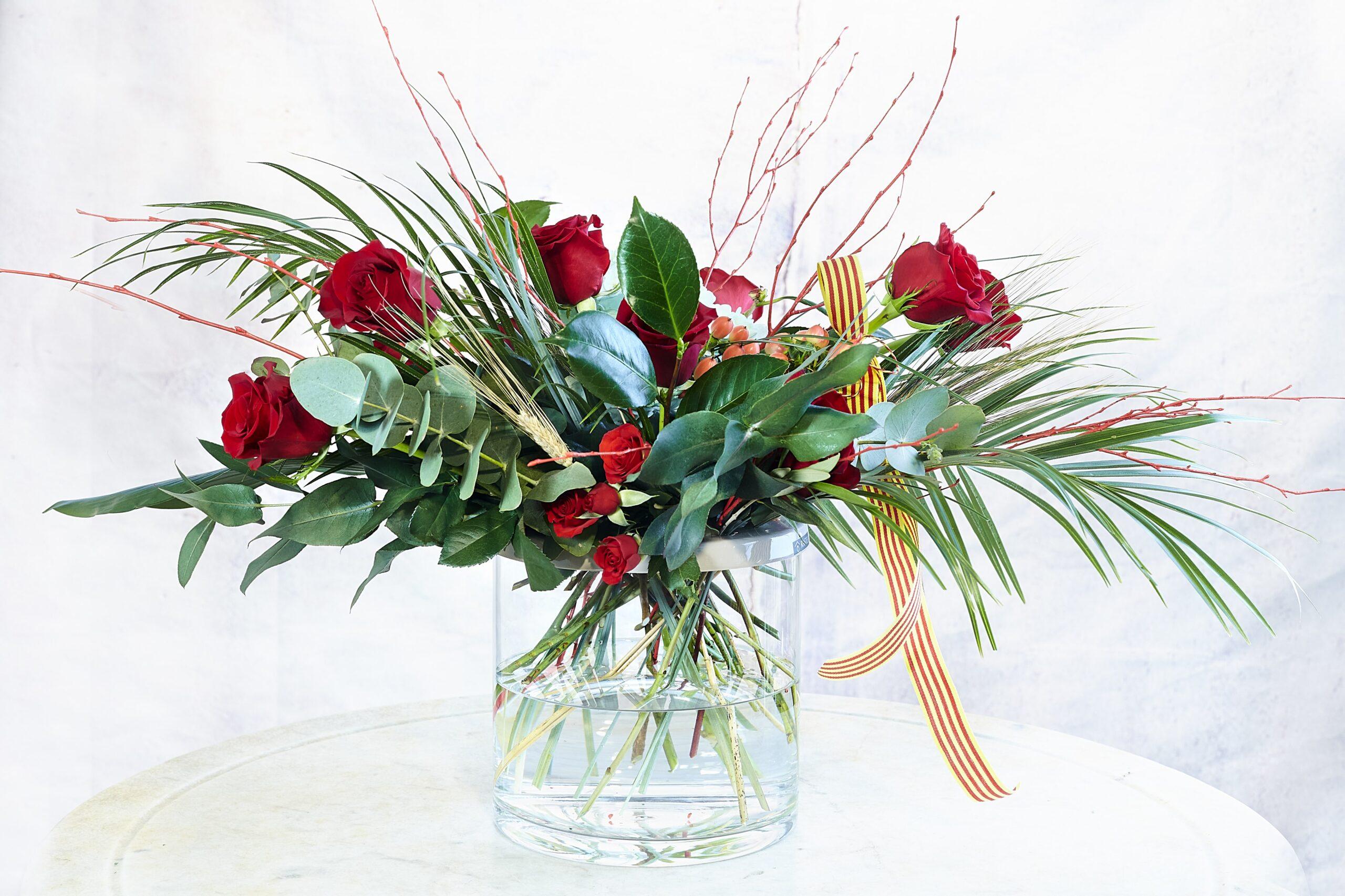 <strong>Per què regalem una rosa per Sant Jordi?</strong><br>