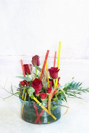 Les roses més fresques i de qualitat estan a VENTURA Floristes!